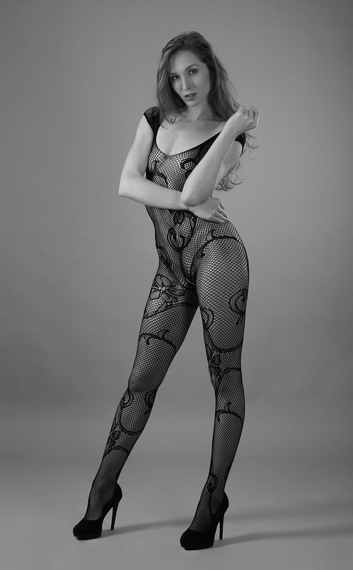 Frivolous Fishnet Fashion 1
