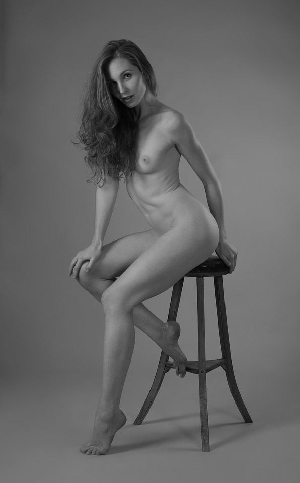 On a High Stool 1